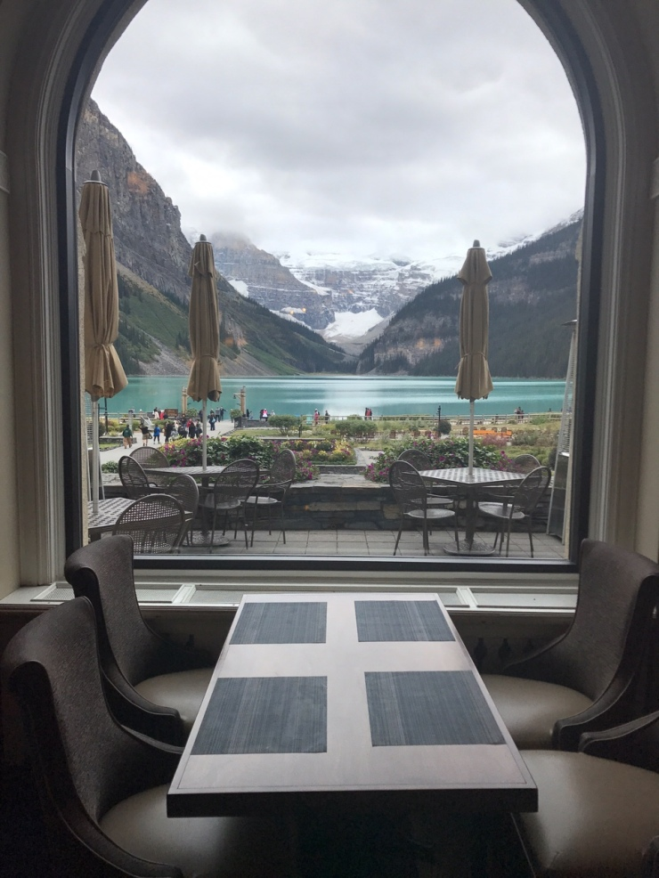Lake Louise restaurant