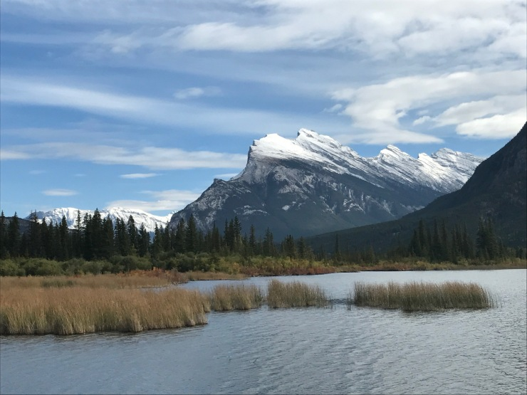 Rundle Mountain Banff