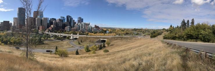 Calgary pano