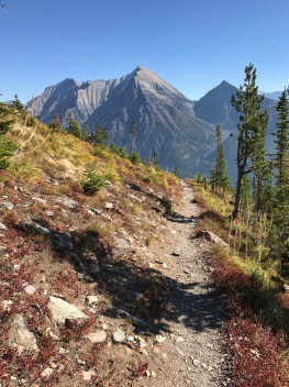 Numa Ridge hike